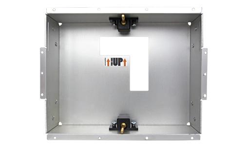 """Inštalačná krabica pre dotykový LCD panel LCD 8,4"""""""