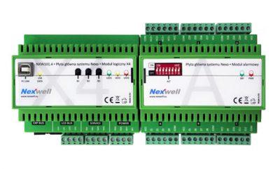 Nexo system main board