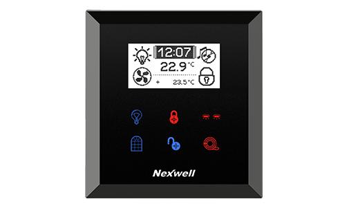 Wielofunkcyjny Przycisk Programowalny LCD TUKAN