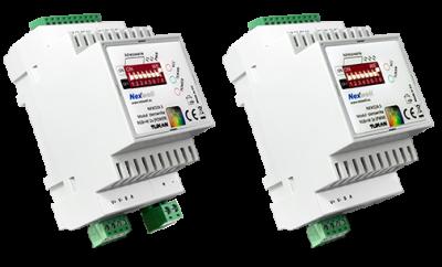Steuerungsmodule RGB+W LED