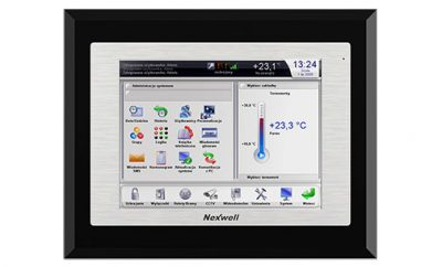 "Dotykový LCD panel 8,4"""
