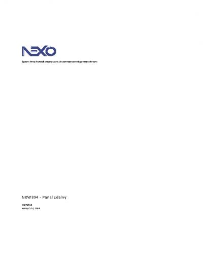 Instrukcja [PDF]