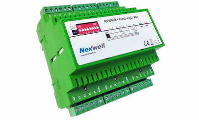 Input card 24x